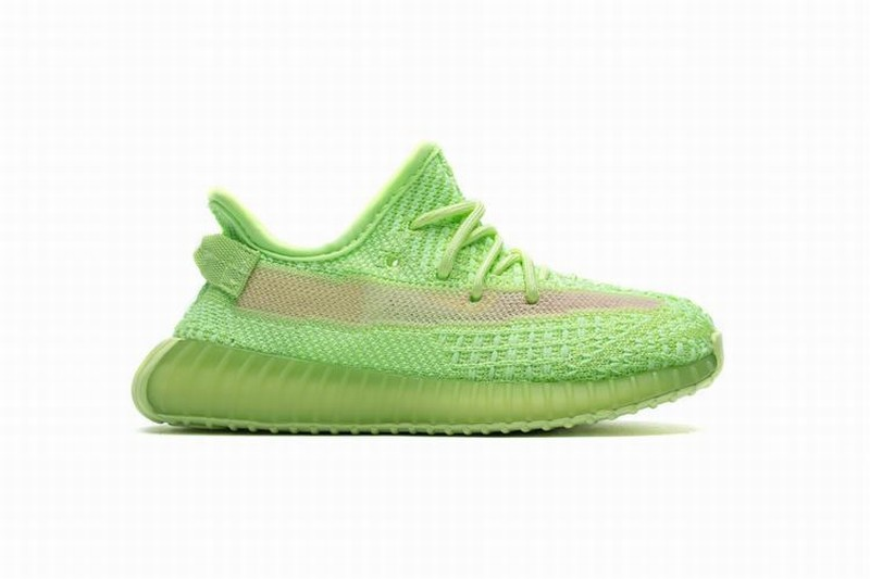 "Adidas Yeezy Boost 350 V2 Kids ""Glow In Dark"" (EG6884) Online Sale"