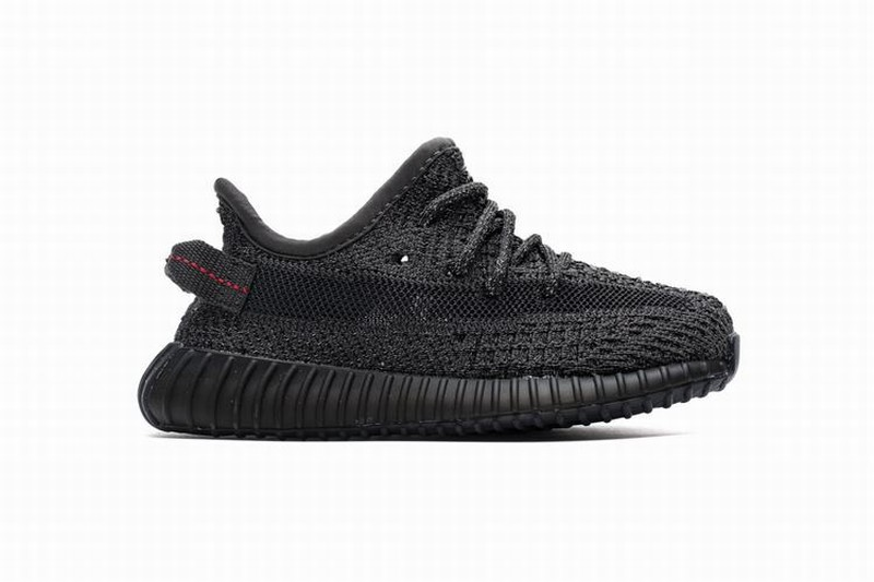 "Adidas Yeezy Boost 350 V2 Kids ""Black"" (FU9013) Online Sale"