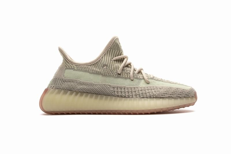 "Adidas Yeezy Boost 350 V2 ""Citrin"" (FW3042) Non Reflective Online Sale"